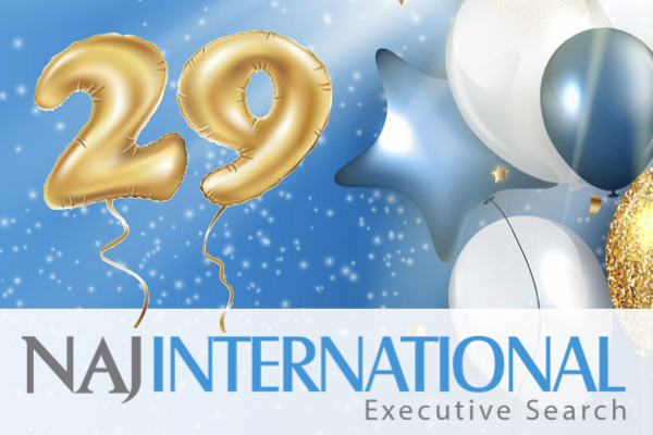 In recruitment business for 29 years. Constantly, confidentially, effectively and passionately.