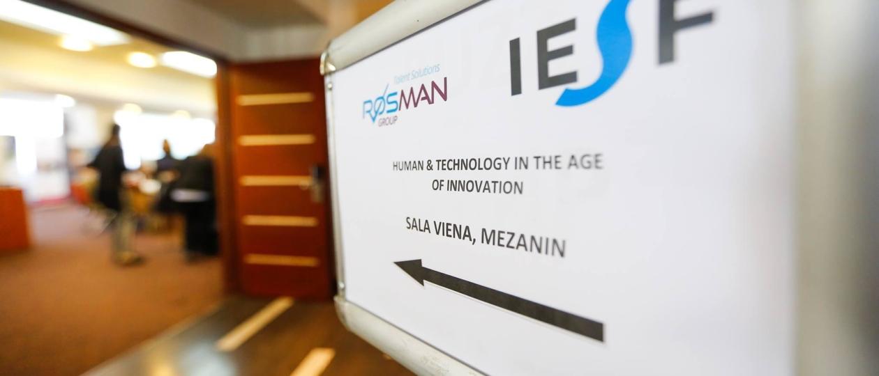 IESF Regional Conference in Romania/Timisoara April 2018