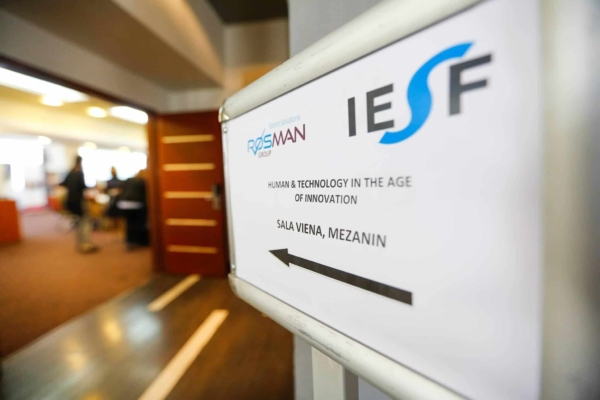 IESF Regional Conference in Romania/Timisoara April 2018