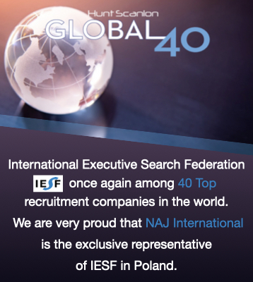 Global Recruitment Companies Ranking 2020