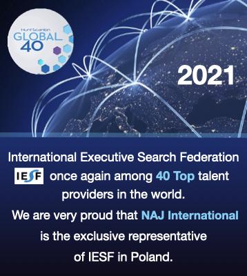 2021 Ranking Firm Rekrutacyjnych | Executive Search