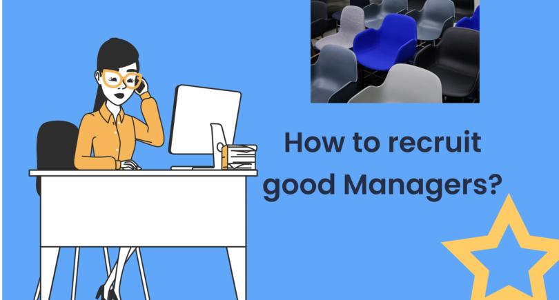 Jak rekrutować menedżerów